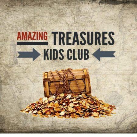 Kids Club – Week Beginning 14th Aug