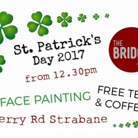 March 17th – St. Patrick's Day!