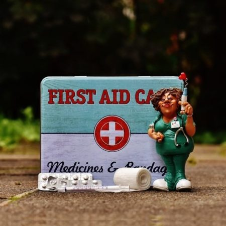 First Aid Course – 5th October