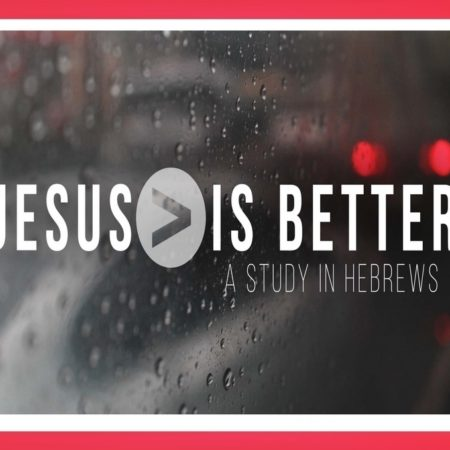 Current Study Series in Hebrews
