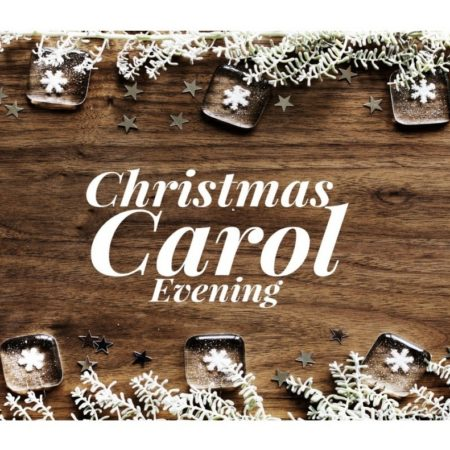 Christmas Carol Evening – 17th Dec