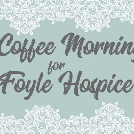 Charity Coffee Morning – 11th Nov