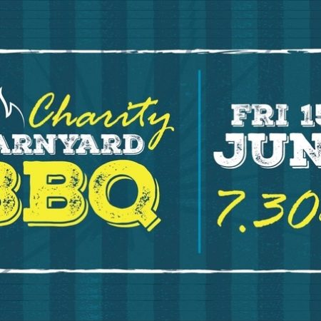 Charity Barnyard BBQ 15th June