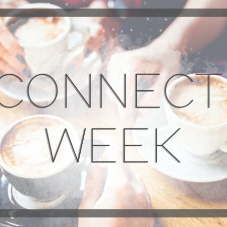 Connect Week – w/b 2nd December
