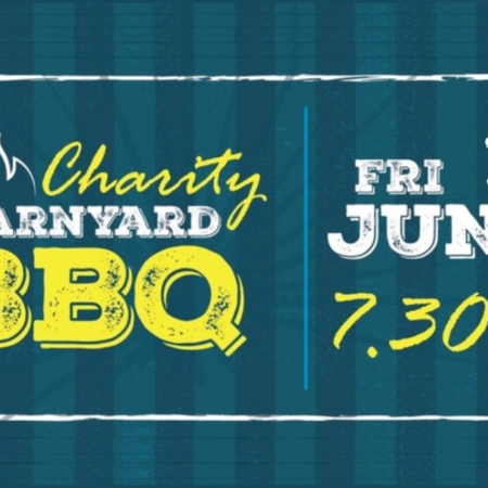 Charity Barnyard BBQ 7th June
