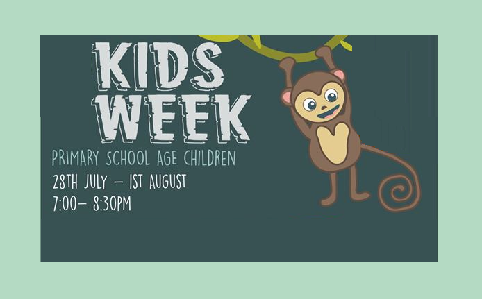 King of the Jungle Kids Club – 28th July