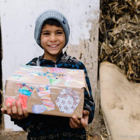 Operation Christmas Child Shoebox Appeal