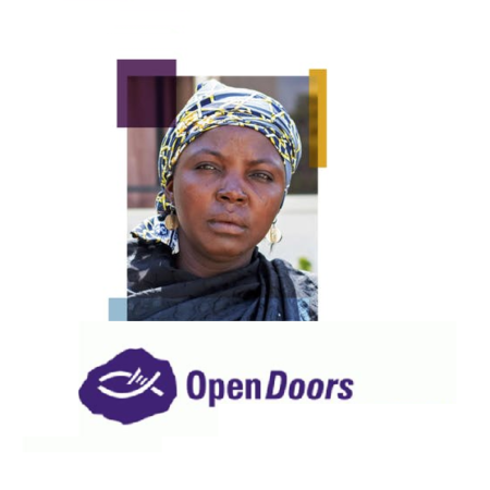 Open Doors Event 12th November