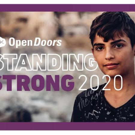 Open Doors Standing Strong Event 13/03