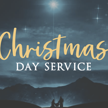 Christmas Day Service 10.30am