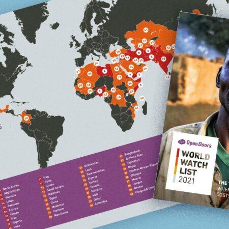 Open Doors World Watch List 2021
