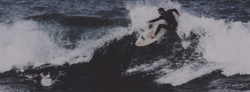 Men's Surfing at Benone – 19th June