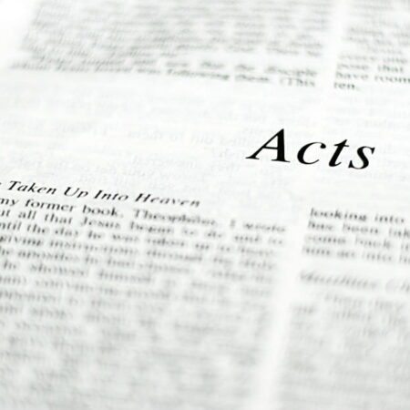 1st August – Acts 27